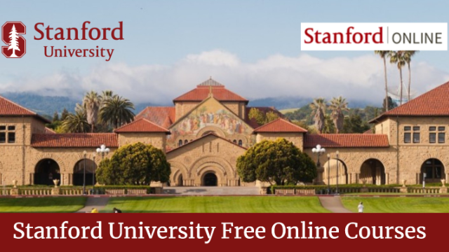Webinar - Stanford Artificial Intelligence Professional Program