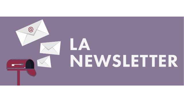 La Newsletter de septembre 2019