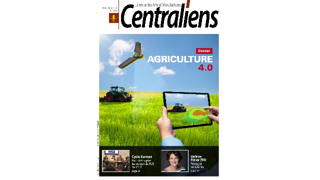 "N°659 - mai-juin 2018 - Dossier ""L'agriculture 4.0"""
