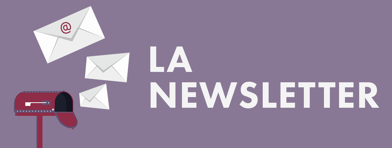 La Newsletter d'octobre 2018