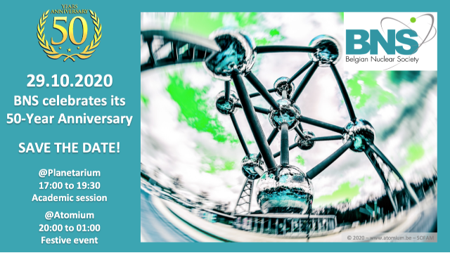 BNS 50th Anniversary - postponed to October 2021!